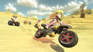 Mario Kart 8 looks as good as anything we've seen on Xbox One so far